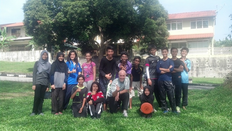 SMK Bukit Jambul Pick-Up ed