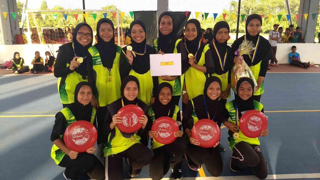SMK Pn Tengku Fauziah - Perlis Girls Champions!